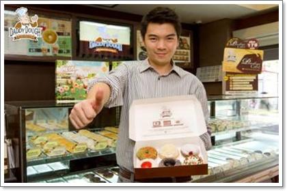 ธุรกิจแฟรนไชส์ Daddy Dough ร้านโดนัทแด๊ดดี้ โด ธุรกิจไทยไม่ธรรมดา