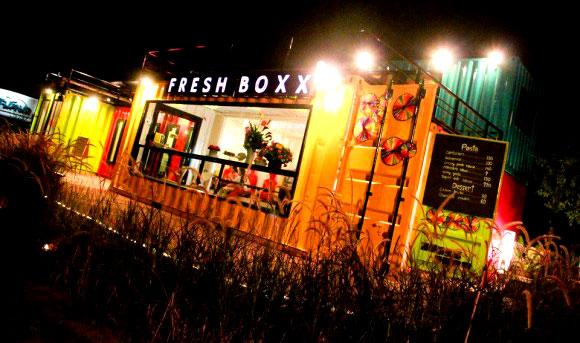 SME ร้านสลัดเพื่อสุขภาพ FRESH BOXX ของดาราสาว นุ่น ศิรพันธ์