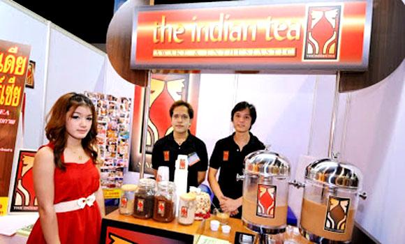 ชาอินเดีย & กาแฟเปอร์เซีย THE INDIAN TEA