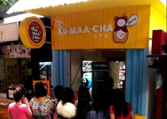 ธุรกิจแฟรนไชส์ คูมะฉะ Kumaa Cha Tea ชานมไข่มุก