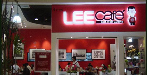 ธุรกิจ SMEs ร้านอาหาร Lee cafe ลี คาเฟ่ อร่อยแบบตะวันออกและตะวันตก