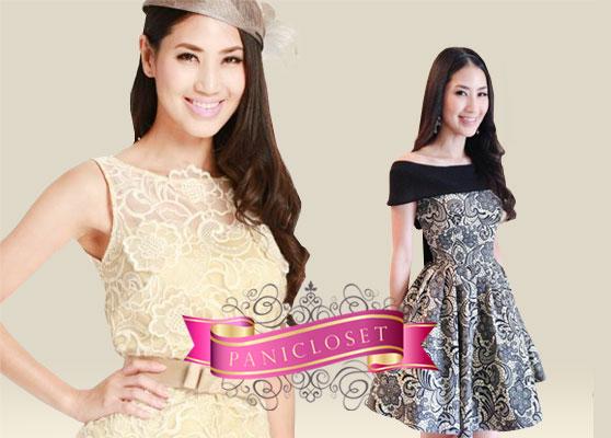 ธุรกิจขายเสื้อผ้าผู้หญิงออนไลน์ แบรนด์ Panicloset รายได้หลัก 100 ล้าน