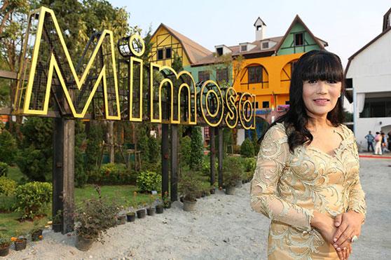 ธุรกิจท่องเที่ยว Mimosa พัทยา จากเงินแสน สู่ธุรกิจพันล้าน